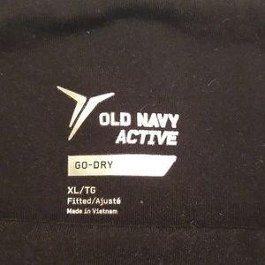 Old Navy active go dry black xl leggings